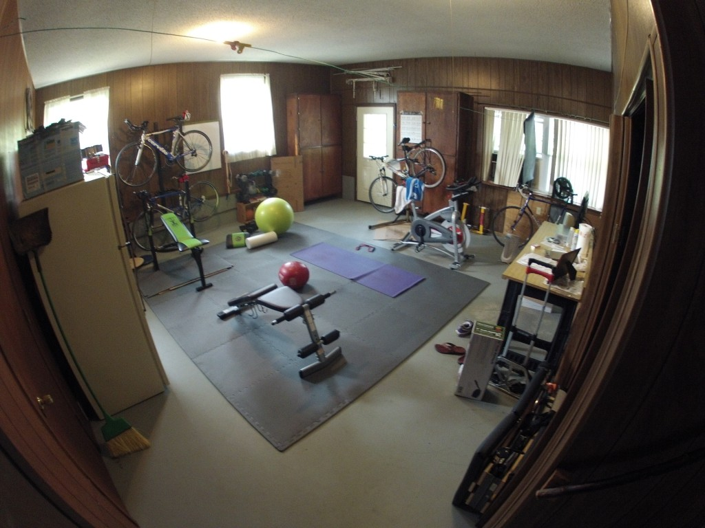 The home gym.  Come visit!!